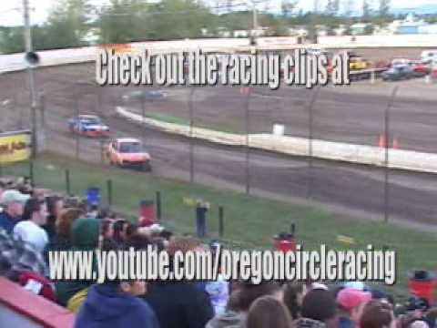 9-26-09 Willamette Speedway Trash Cars
