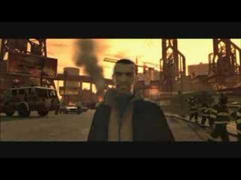 GTA IV - UK TV Commercial (Extended Version)