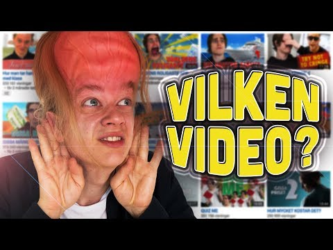 GISSA VIDEON