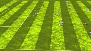 FIFA 14 iPhone/iPad - Manchester City vs. Manchester Utd