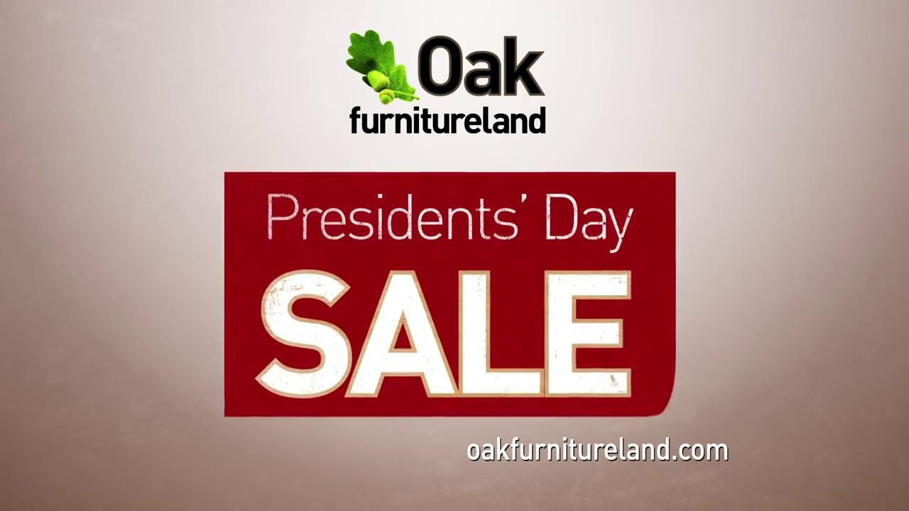 Oak Furniture Land   Morning Routine   Presidentsu0027 Day Sale