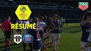 Angers SCO - Paris Saint-Germain ( 1-2 ) - Résumé - (SCO - PARIS) / 2018-19