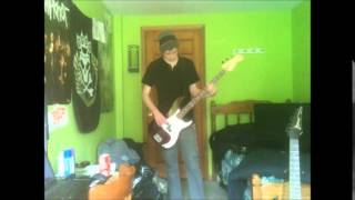 Suite-Pee ~ System of a Down ~ Bass Cover