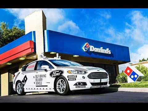 Driverless Cars Taking Pizza Delivery Jobs