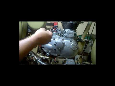 Royal Enfield 1st Gen UCE Engine Stripping (ENGLISH) Episode 35