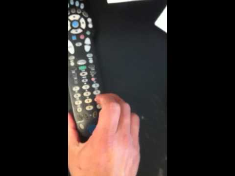 How to reprogram your Time Warner Cable Remote to your Tv.
