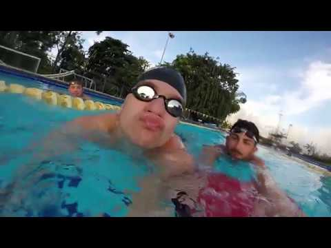 UMass Swimming Puerto Rico Training Trip '17