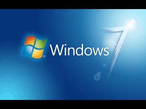 Установка Windows 7  32 Bit  Полная установка OS