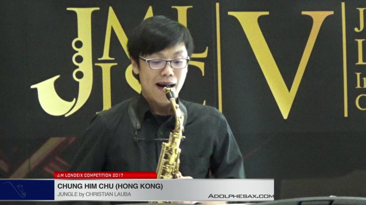 Londeix 2017 - Chung Him Chu (Hong Kong) - Jungle by Christian Lauba