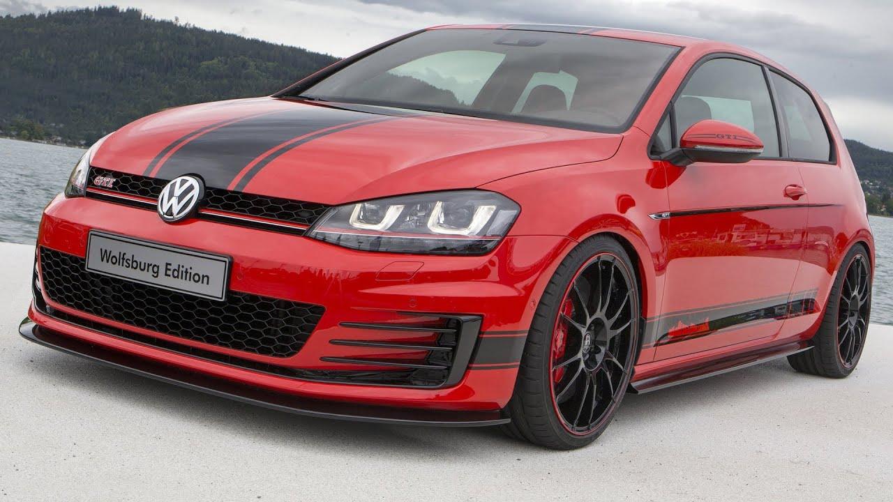 VW Golf GTI Wolfsburg Edition 380 hp  YouTube
