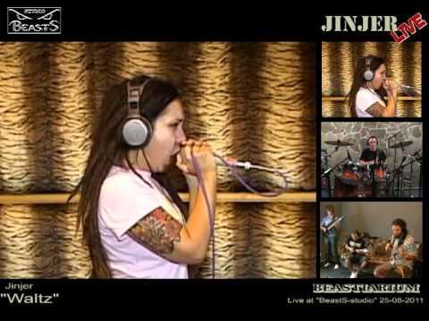 Jinjer - Waltz (Live BEASTIARIUM_004_2011-08-25)