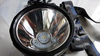 Hướng dẫn sử dụng đèn pin siêu sáng 10w, đèn pin đi phượt, đèn canh ăn trộm ✅ #SPTshop 10