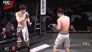 FCC5: Featherweight Division: Adil HUSSAIN vs Lewis DREW