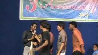 Nazarene ministries church 3 rd Anniversary skit3