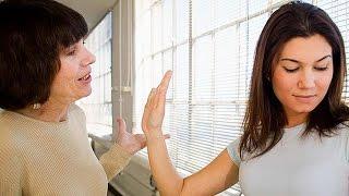 Назойливая мать - что делать?