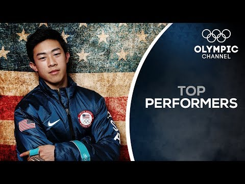 Nathan Chen shows what it takes to evolve the sport of Figure Skating | Top Performers