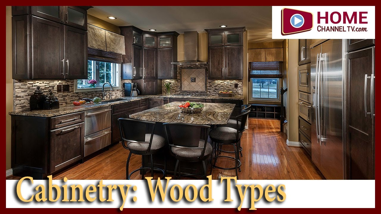 Overview On Cabinet Wood Types   Kitchens