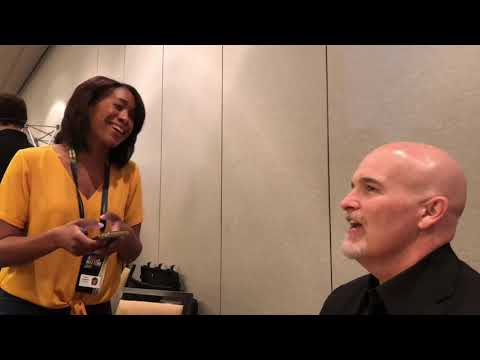 Dan Quinn Atlanta Falcons Head Coach At NFL Annual Meeting 2019