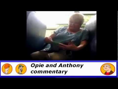Bullied Bus Monitor Karen Klein : Opie & Anthony commentary