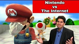 NINTENDO VS THE INTERNET