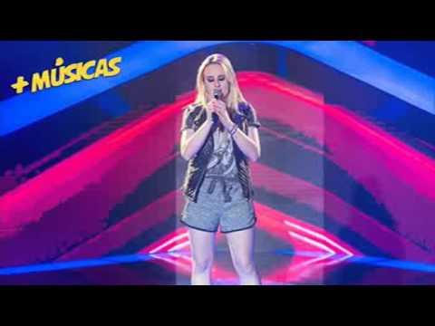 Priscila Breneer -The Voice  Brazil 2014