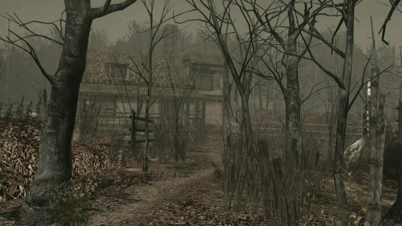Dreamscene Animated Wallpaper Windows 7 Resident Evil 4 Animated Wallpaper Dreamscene Hd