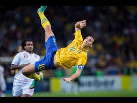 Zlatan Ibrahimovic Klip