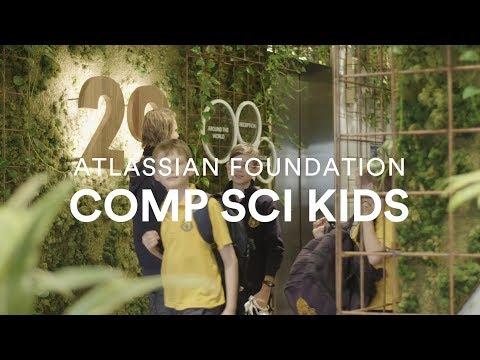 Comp Sci Kids - Atlassian Foundation
