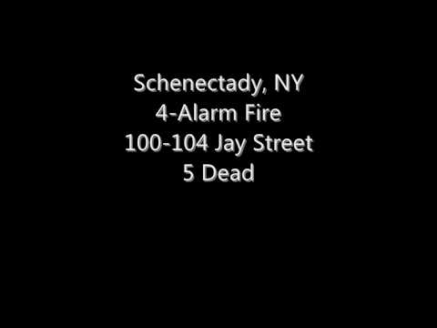 Jay Street Fire (AUDIO ONLY)