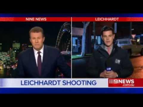 Man Shot Dead - Leichhardt, Sydney (2014)