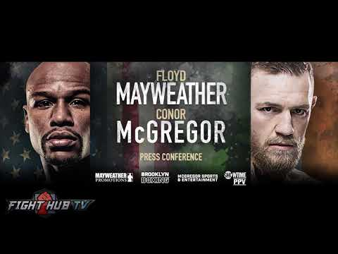 Mayweather vs. Mcgregor - FLOYD MAYWEATHER'S COMPLETE MEDIA CONFERENCE CALL