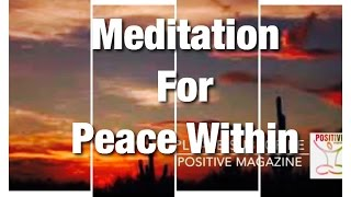 10 Minute Guided Meditation l Play For Peace During Pain l Healing the Hurt