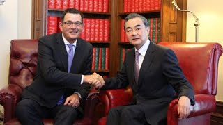 Vic 'given green light for China's Belt and Road deal by DFAT'