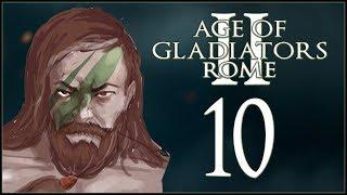GOLDEN HAND RAMPAGE - Age of Gladiators II: Rome - Ep.10!