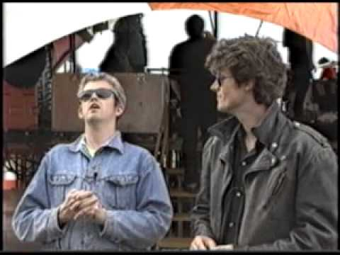 Blue Rodeo Interview - Thunder Bay, ON 1989