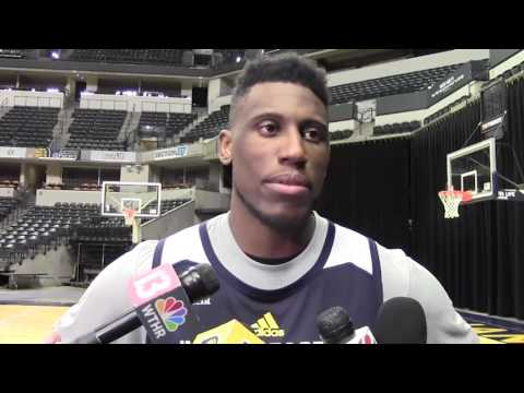 Practice: Thaddeus Young on Meshing with New Teammates