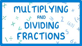 How to Multiply aฑd Divide Fractions #10