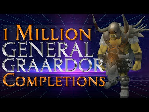 1M General Graardors [Runescape 3]   Collection Log Statistics #4