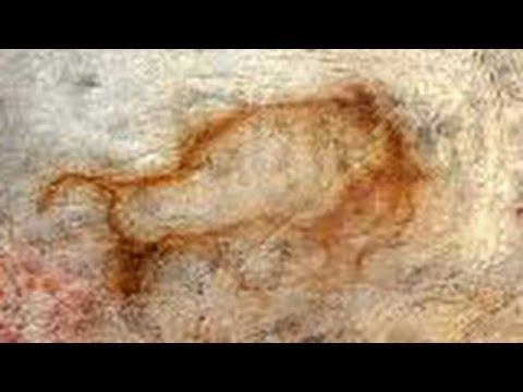 Oldest Prehistoric Art Video Montage - Castillo, Timpuseng, Winnemucca, Fumane & Arnhem Land
