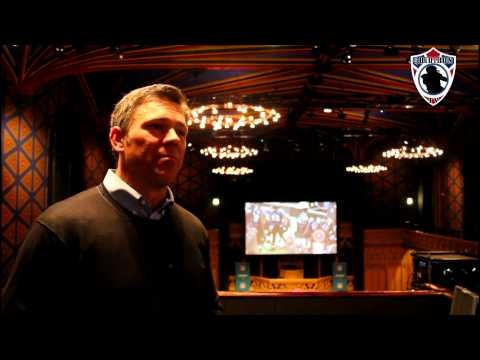 Mark Brunell - NFL Fan Forum, Edinburgh 7th January 2012