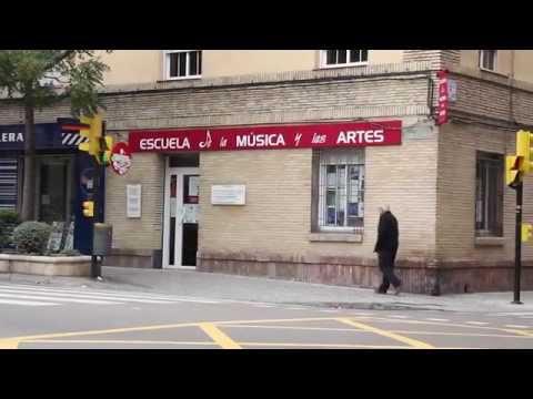 Escuela de la Música y las Artes de Zaragoza. Presentación