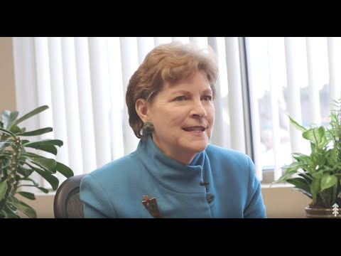 Sen. Jeanne Shaheen - Clean Energy & NH Businesses