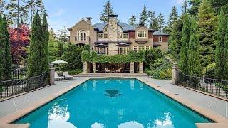 Elegant Resort-Style Estate in Bellevue, Washington