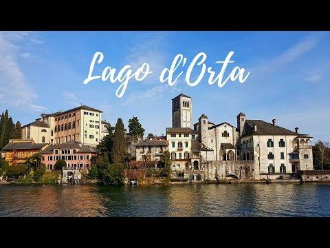 Orta San Giulio: borgo più bello d'Italia  // TRAVEL GUIDE
