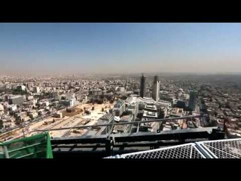 Unveiling of The Skyline Residences Amman - Media Tour.
