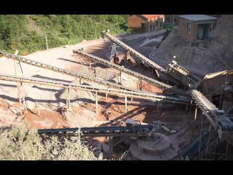 Iron-process iron ore drilling machines