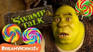 Who Kidnapped Hansel And Gretel? | SWAMP TALK WITH SHREK AND DONKEY