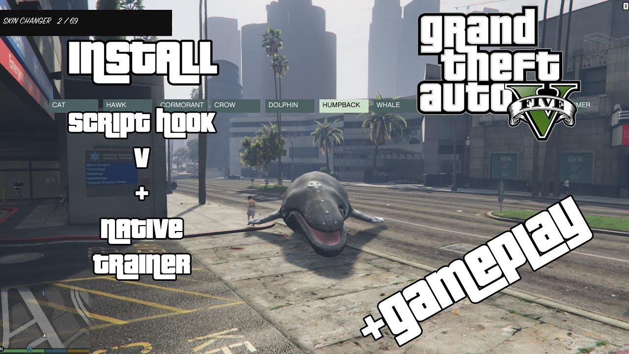 Grand Theft Auto 5 Install