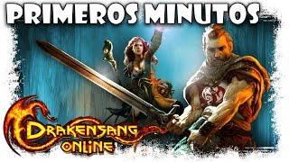 Drakensang Online Gameplay Español | Primeros Minutos | MMOrpg Free To Play