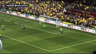 Gd Estoril Praia vs Panathinaikos Athen - UEFA Europa League - 02-10-14 - Simulacion FIFA EA